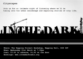 In The Dark: Cityscapes
