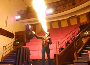 Too Hot to Handle: The Science of Fire Breathing