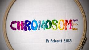 Video: Chromosome Trailer (RiAdvent2013)